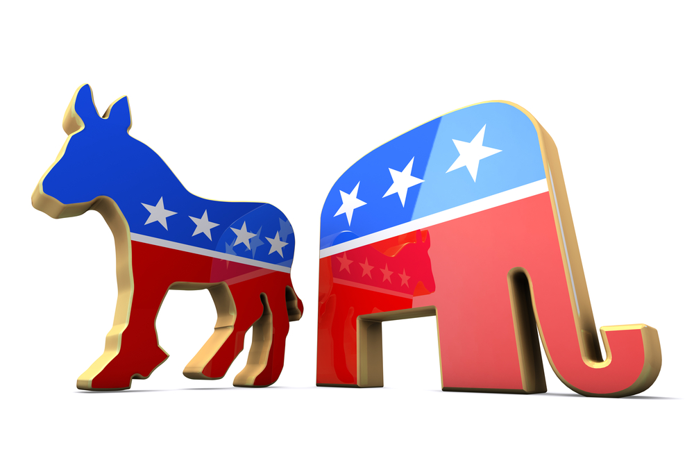 problems with political parties… | Monty Wright
